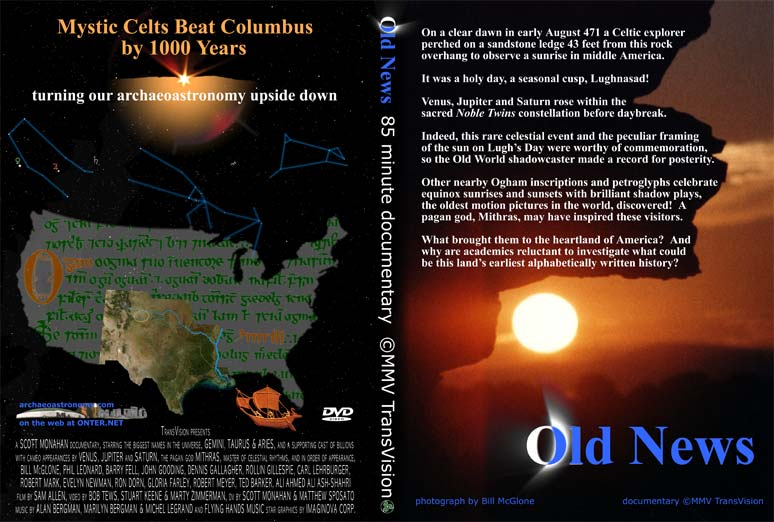 Old News DVD jacket